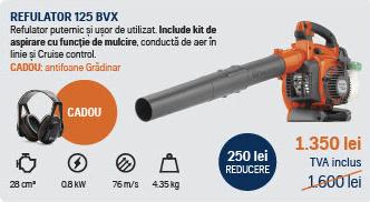 Refulator Husqvarna 125 BVX